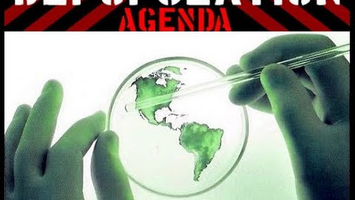 Reducerea populaţiei mondiale