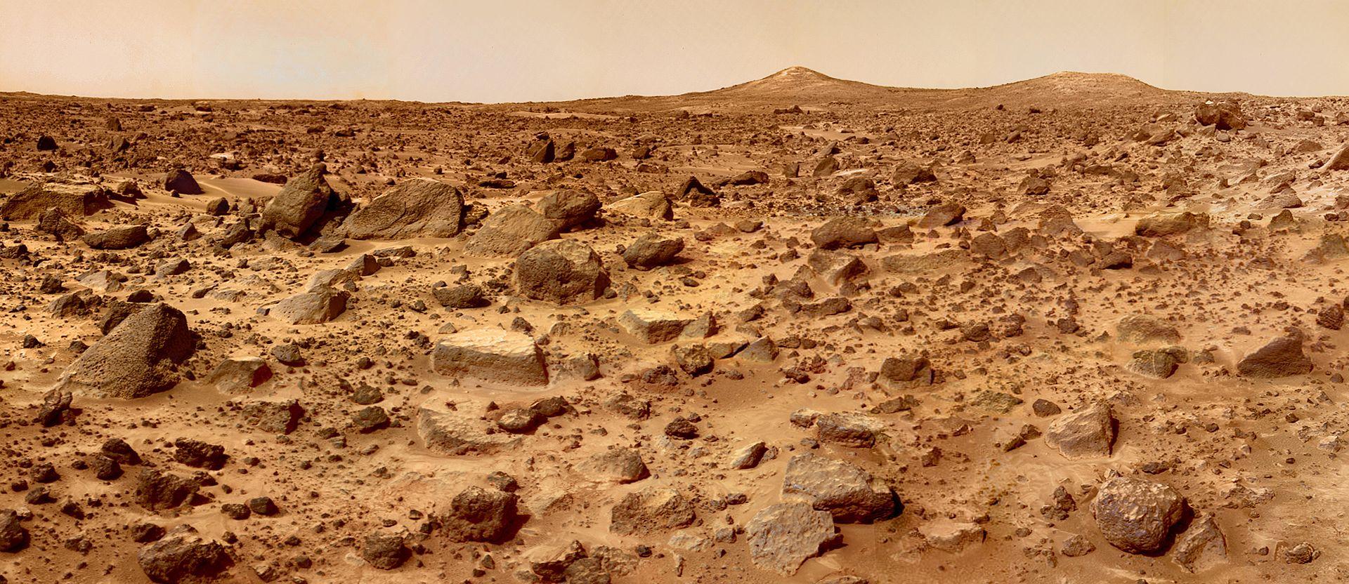 Autor foto NASA/JPL, Mars Pathfinder, sursa Wikipedia.
