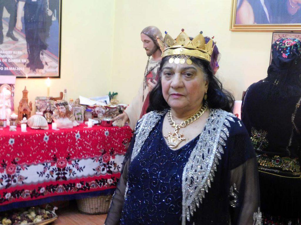 DSCN1907 Regina Magiei Albe din România, Maria Câmpina