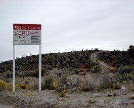 Misterioasa bază militară Zona 51