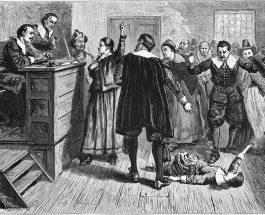 Spectrul lui Corey din Salem le-a cerut femeilor să scrie în cartea diavolului