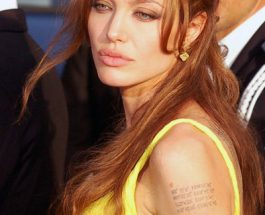Cuvintele actriţei Angelina Jolie