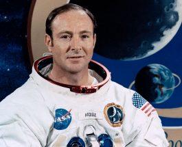Astronautul Edgar Mitchell declară că nave spaţiale extraterestre au doborât rachete americane