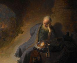 Arheologia confirmă exactitatea spuselor profetului Ieremia