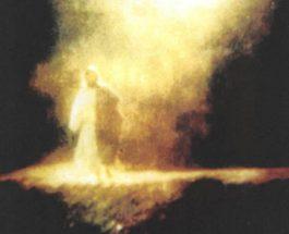 Iisus Hristos a apărut pe drumul de la Puebla la Veracruz
