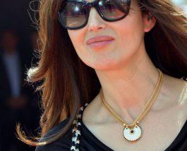 Monica Bellucci despre feminitate