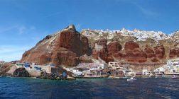 Cu undiţa în apele greceşti