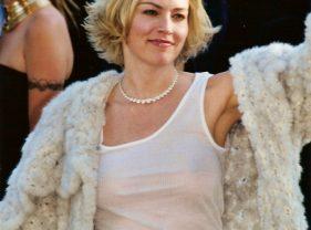 Sharon Stone despre glorie