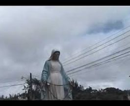 Statuia Fecioarei Maria din Honduras a vărsat lacrimi