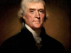 Thomas Jefferson despre furie