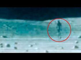 Neil Armstrong a văzut un extraterestru pe Lună