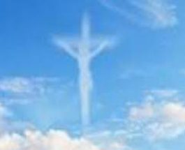 Apariţia lui Iisus Christos pe cerul Rusiei