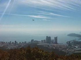 OZN-uri la Kapyong (Coreea de Sud)
