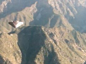 Un OZN în formă de triunghi a fost filmat de soldaţii americani din Afganistan