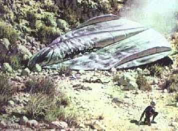 Americanii deţin tehnologie extraterestră încă de la incidentul Roswell