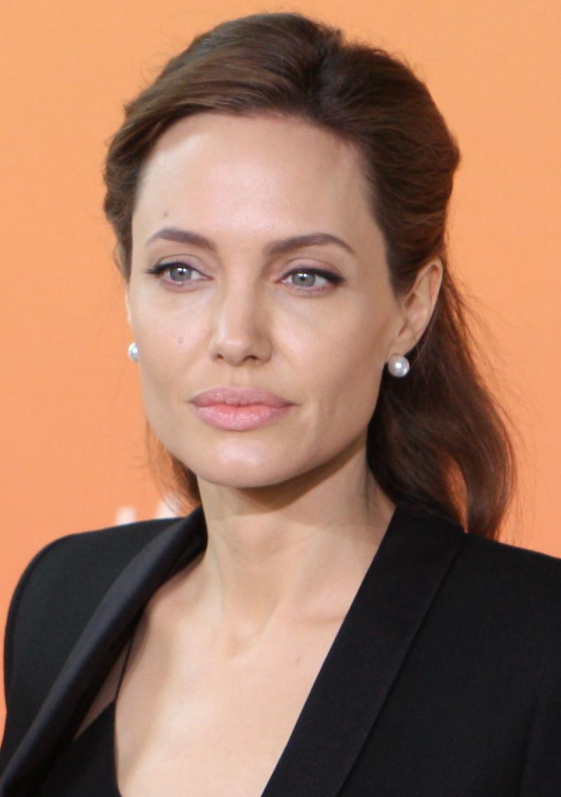 Angelina Jolie despre politică