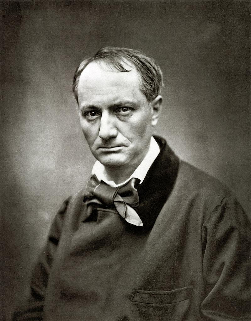 Charles Baudelaire despre sensibilitate
