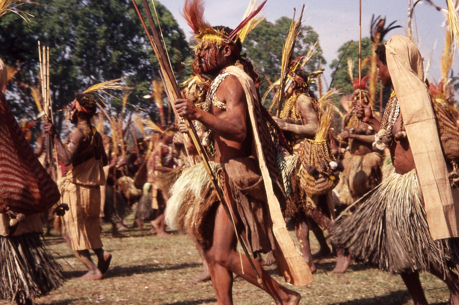 Magia în Papua Noua Guinee