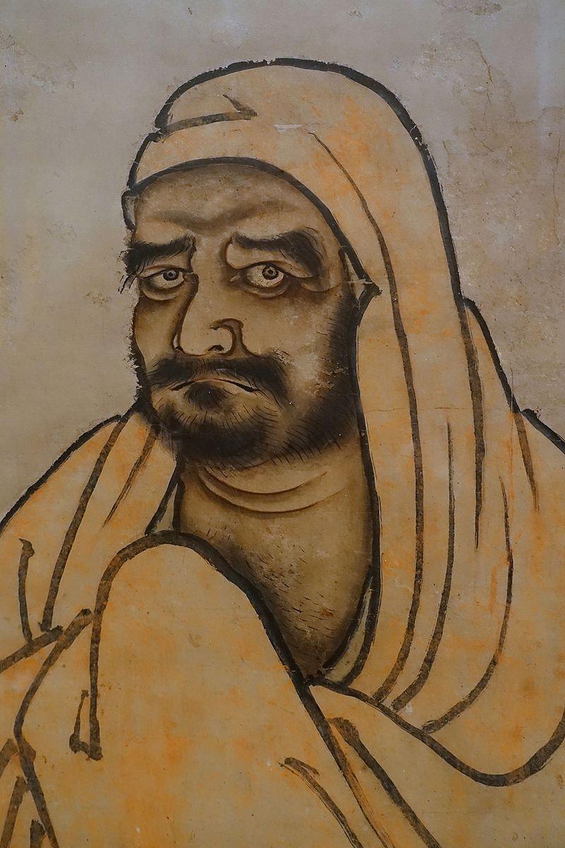 Povestire zen cu Bodhidharma