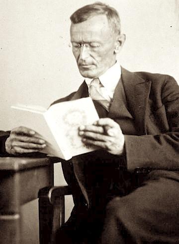 Hermann Hesse despre ură