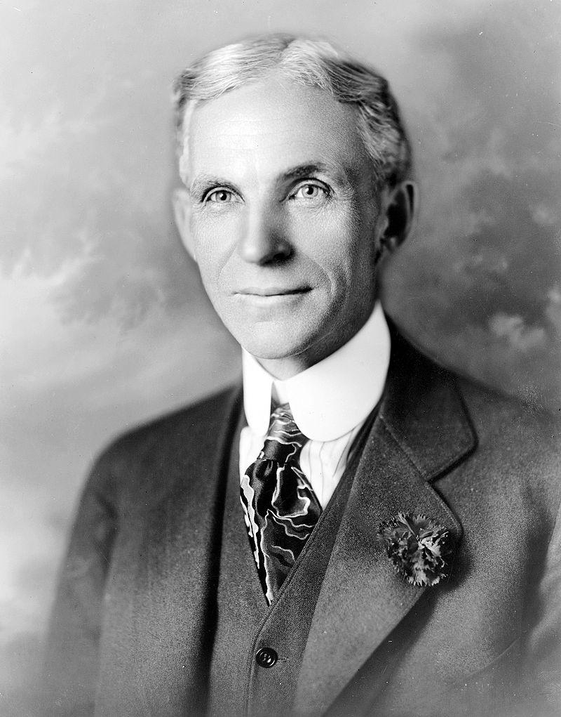 Henry Ford despre echipă
