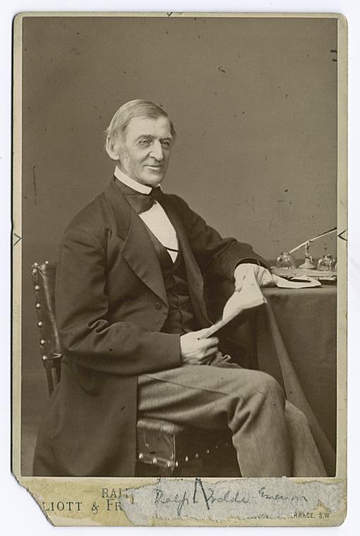 Ralph Waldo Emerson despre decizie