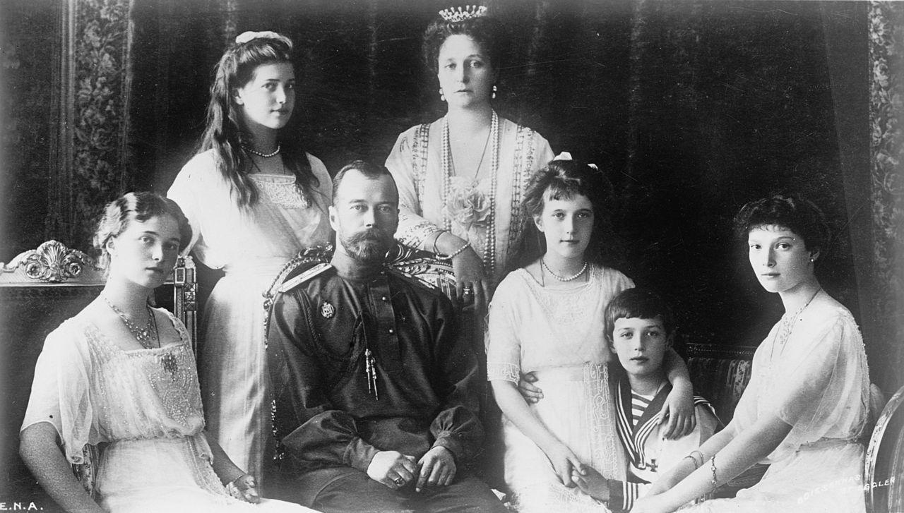 A supravieţuit marea ducesă Anastasia?
