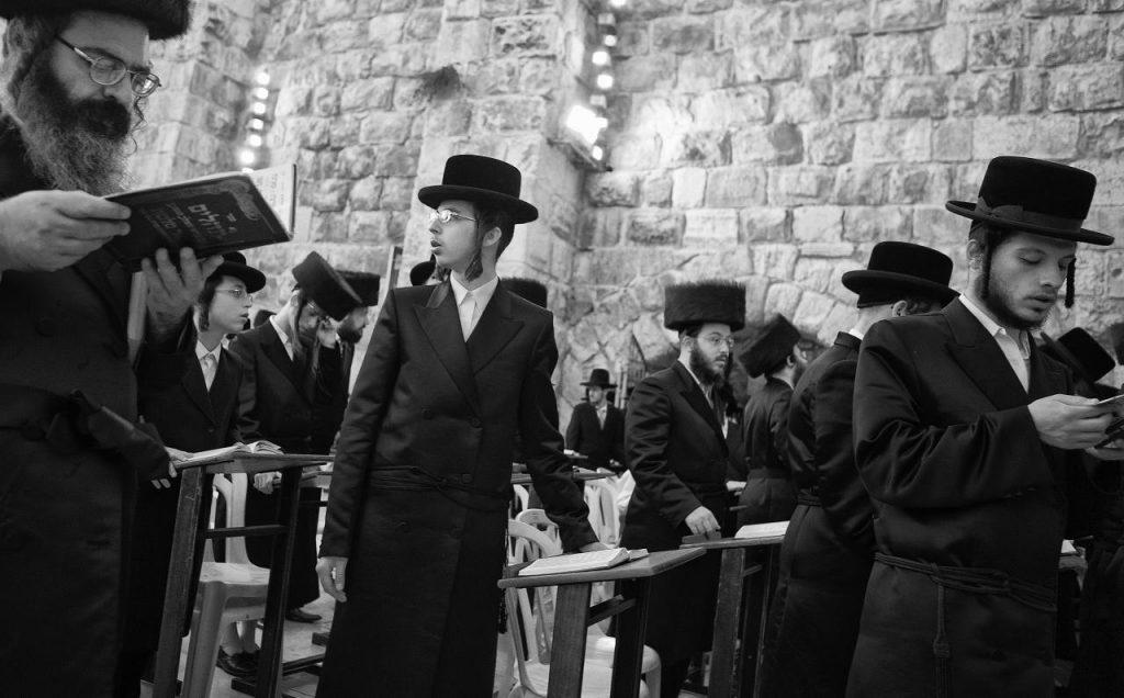 evrei ruga